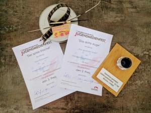 Jugendmedienfest Urkundenfoto 2018