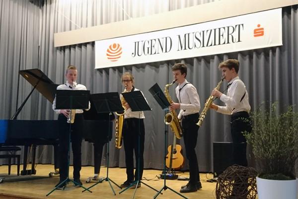 Saxophonensembles